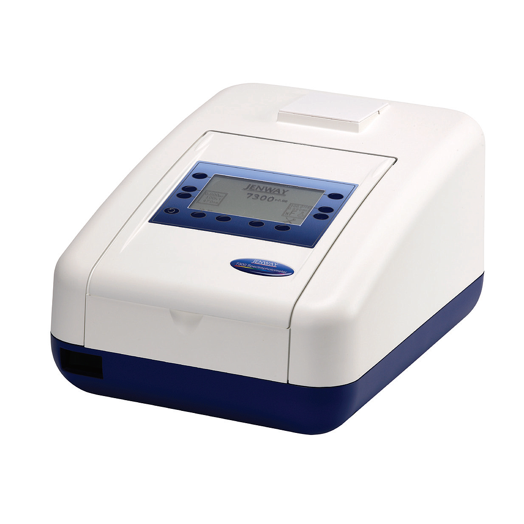 JENWAY, Model 7300 single beam, visible range spectrophotometer (320-1000nm)