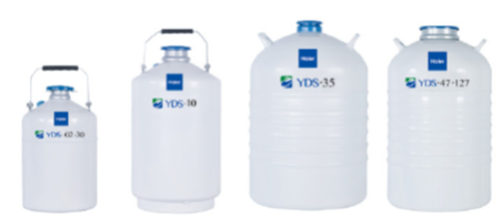 UGAIYA / HAIER, Model YDS-2-30, Liquid Nitrogen Tank Without chanister and lip cover